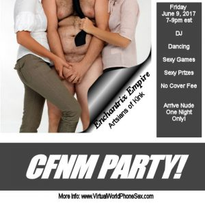 CNFM Party