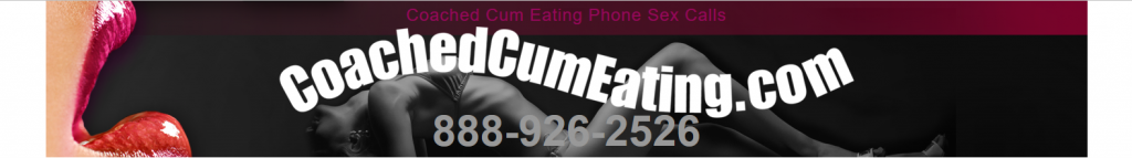 Coached Cum Eating
