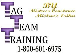 Sexy Tag Team Training