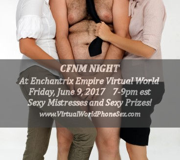 CFNM Night With Enchantrix Mistresses!