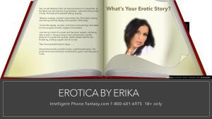 Erotic Writing